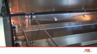 ASSCON VP2000 Vapor-Phase Soldering Machine | English