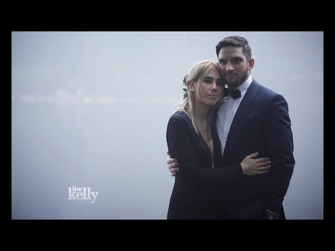 Zosia Mamet's Black Wedding Dress