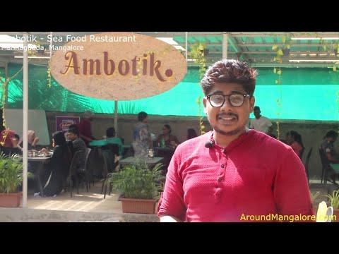 0 - Ambotik - Sea Food Restaurant - Mannagudda