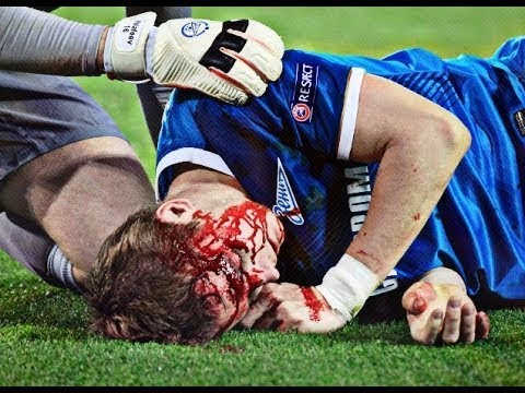 Footballers Who Nearly DIED On The Pitch!!