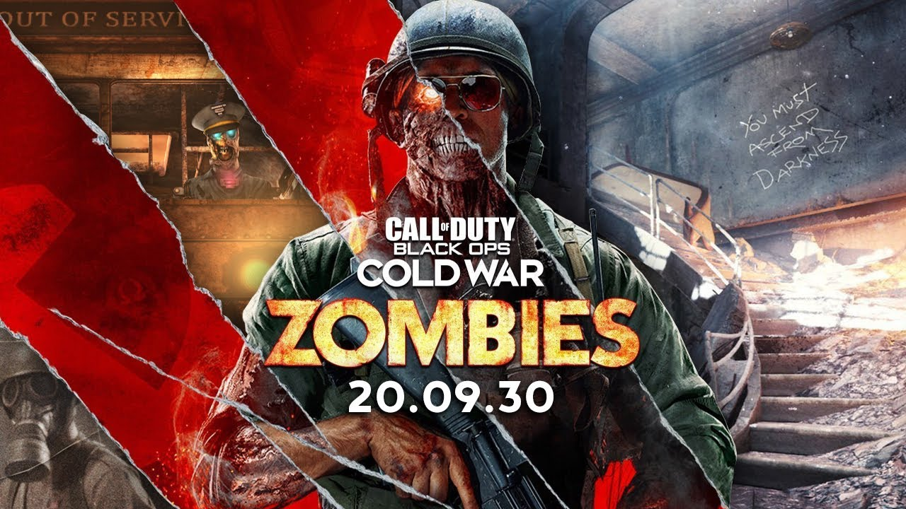 Shocking Black Ops Cold War Zombies Teaser Trailer Warzone Zombies Trailer Gameplay Easter Eggs Youtube