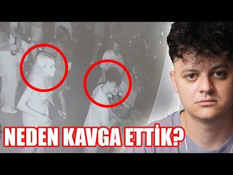 ENES BATUR'UN EVİNDE ÇIKAN KAVGA!! - AÇIKLAMA