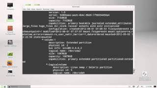 List hardware specs and model numbers on Linux Mint 13