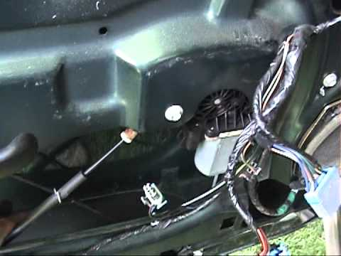 Power window repair on my 2001 gmc sierra 1500 part for 2000 silverado window regulator