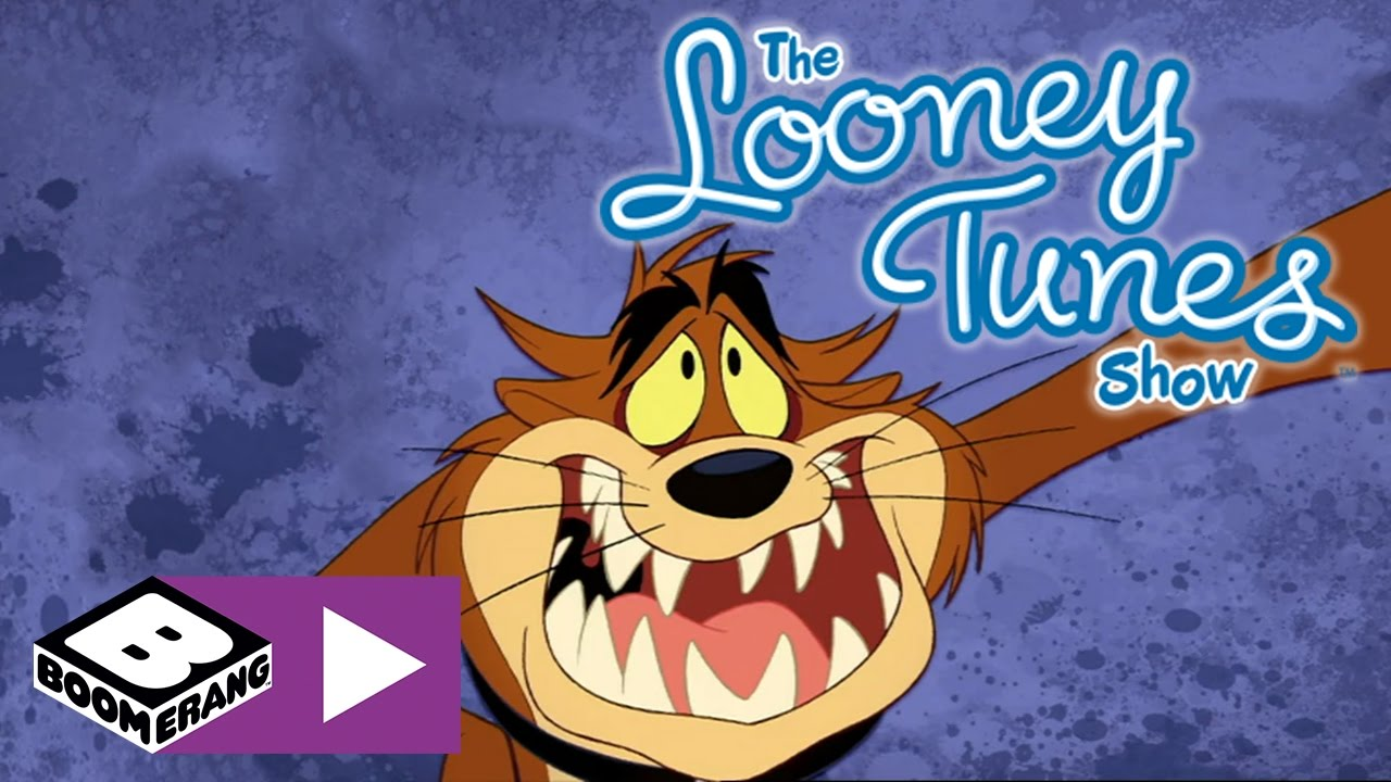 the looney tunes show tv series