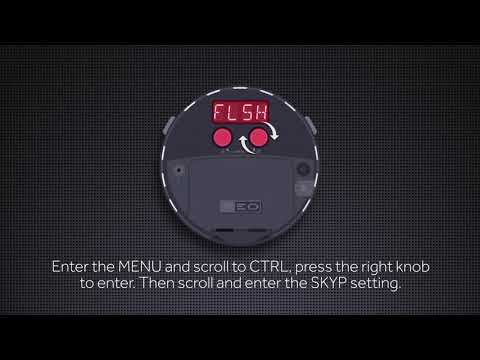 How to sync your Elinchrom Skyport transmitter to your Rotolight! (Neo2 firwmare v643+, AEOS v733+)