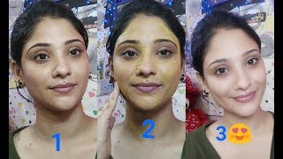 weekly skin care routine || get clear glowing skin in 15 mins || shy styles