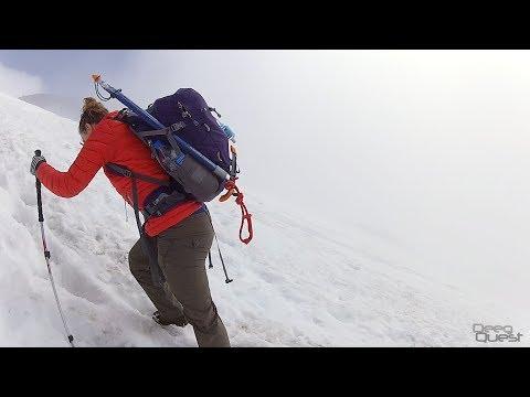 Mt St Helen's Summit Climb Adventure - Can we make it?