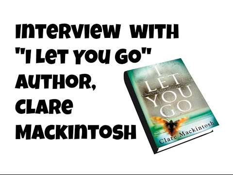Hangout with author, Clare Mackintosh