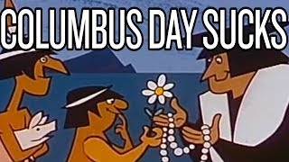 Why Do We Celebrate Columbus Day? | DAILY REHASH | Ora TV