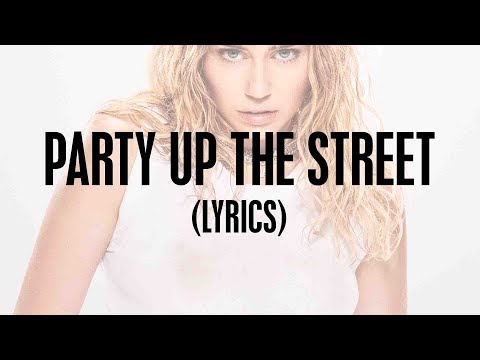 Miley Cyrus - Party Up The Street (Lyrics) feat. Swae Lee