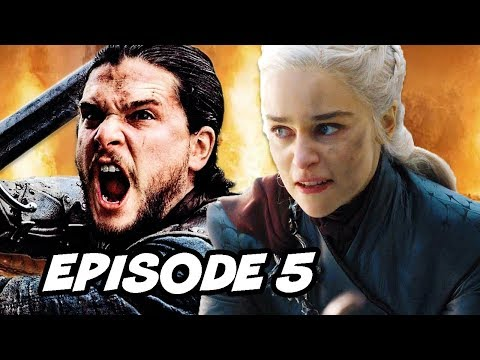 T-Bone - Game Of Thrones Episode 5--Top 10 WTF And Easter Eggs