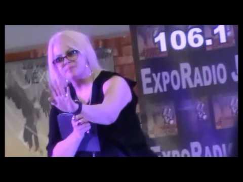 Annette Moreno Predicando 2016