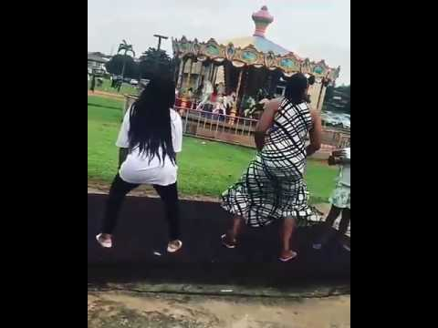 Watch Video: Actresses Mercy Aigbe And Kemi Afolabi Twerking At Child's Birthday