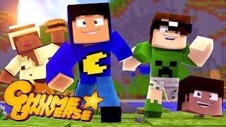 Minecraft: CHUME UNIVERSE - NOVA SÉRIE #1