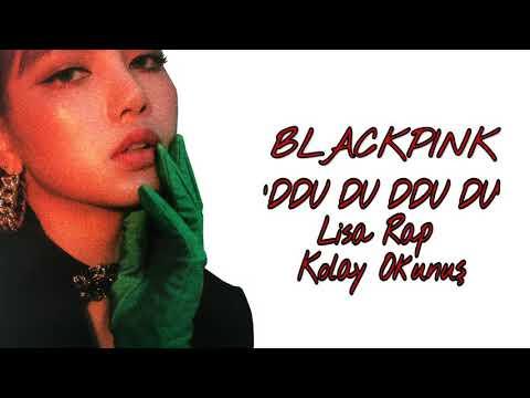 BLACKPINK 'DDU DU DDU DU' Lisa Rap Kolay Okunuş (Easy Lyrics)