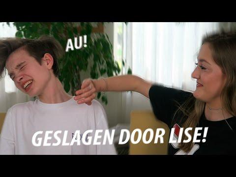 LISE SLAAT MIJ! - Vragenrondje met Jesse (Lise van Wijk)