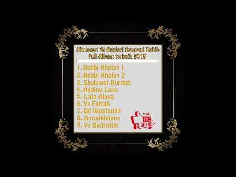 TOP 9 SHOLAWATAN Al Banjari Syauqul Habib full album terbaik 2019