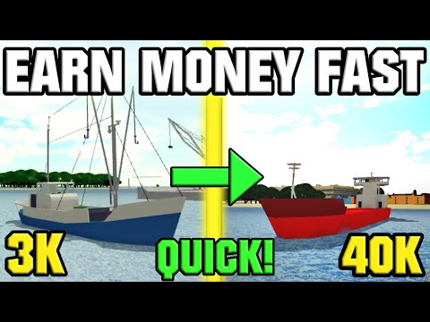 Fastest And Easiest Way To Earn Money | Roblox Dynamic Ship Simulator III