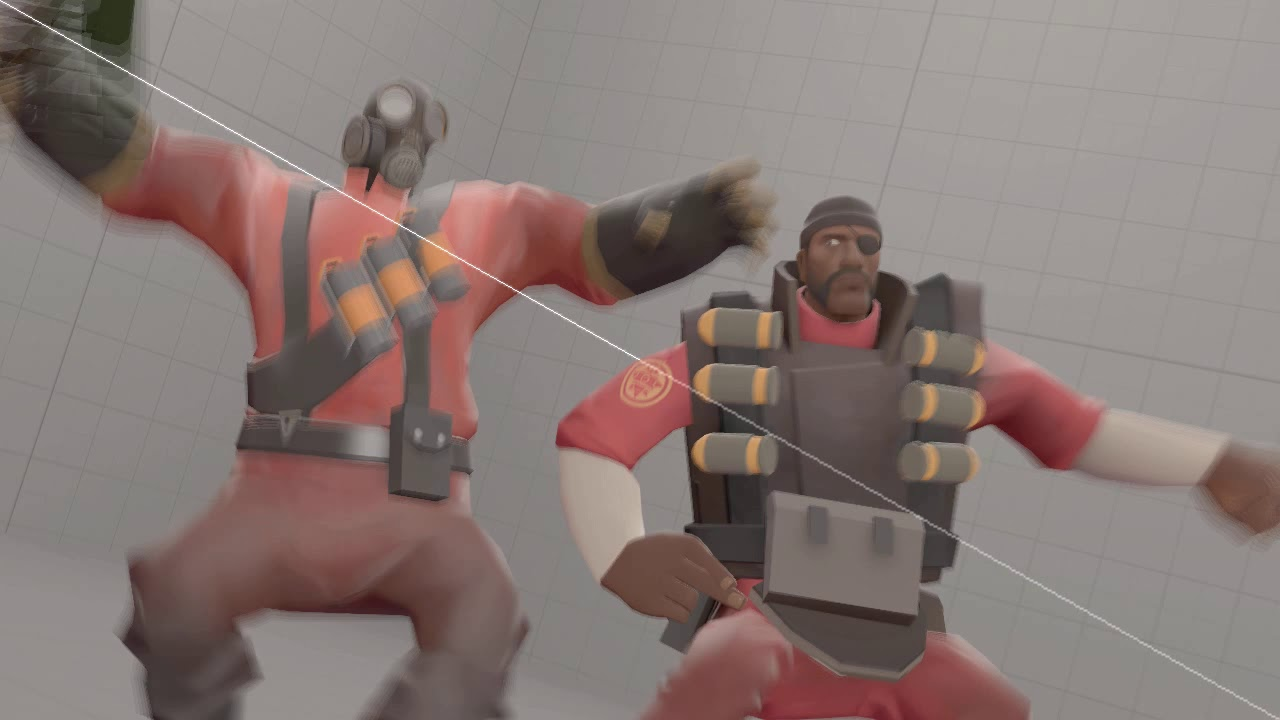 dancing with my online friend in a game be like