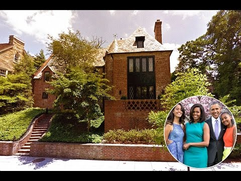 See Inside The Obamas' New House after they leave the White House.