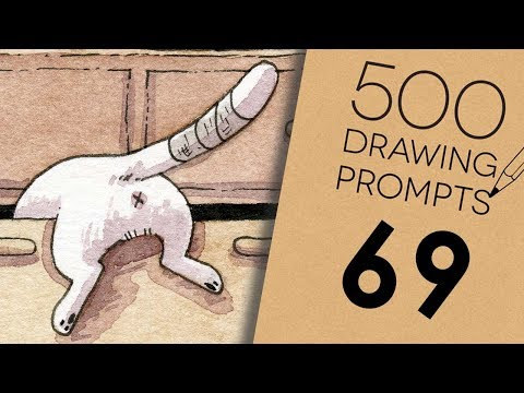 500 Prompts #69 - THERE IS NO JOKE HERE