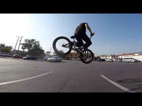 How To 360 BMX Bunny Hop