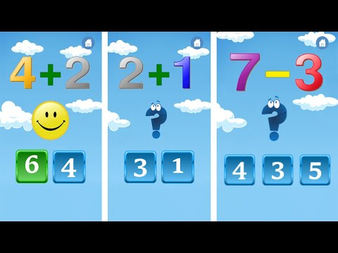 Compare Numbers Game For Kids-Greater Than Lass Than |-123 Learning Game