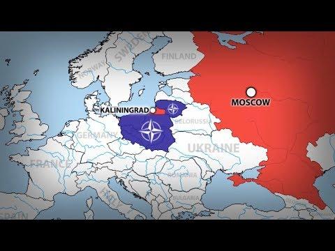 Калининград – западный рубеж обороны России. Какие силы его обороняют и как на это реагирует Запад.