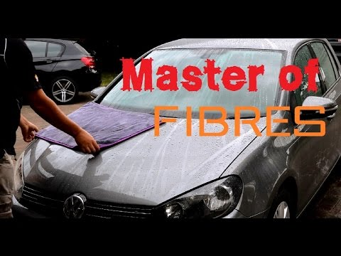 Master of Fibres - Drying Towel review