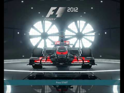 F1 2012 OST Main Theme | Ian Livingstone