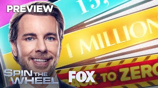 Preview: The Biggest Prizes In Game Show History | Tonight at 9/8c | SPIN THE WHEEL