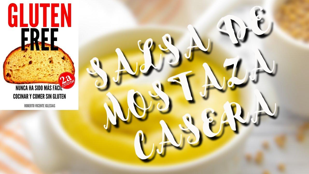SALSA DE MOSTAZA Y MIEL, 100%CASERA (DESDE EL GRANO) 【2020】