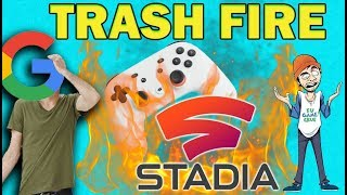 The Google Stadia Is Here and It's Terrible -FUgameNews