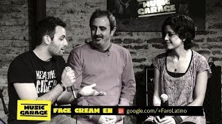 Face Cream Entrevista en #MusicGarage con Eduardo de la Puente Thumbnail