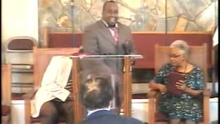 Pastor Hutchen Preaching @ 8th Pastoral Anniversary of Dr. Patrick L. Usher in NC. thumbnail