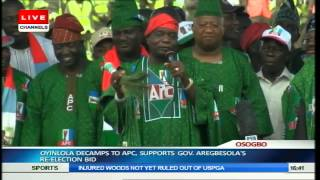 Osun Guber Election: APC Holds Mega Rally Pt.14