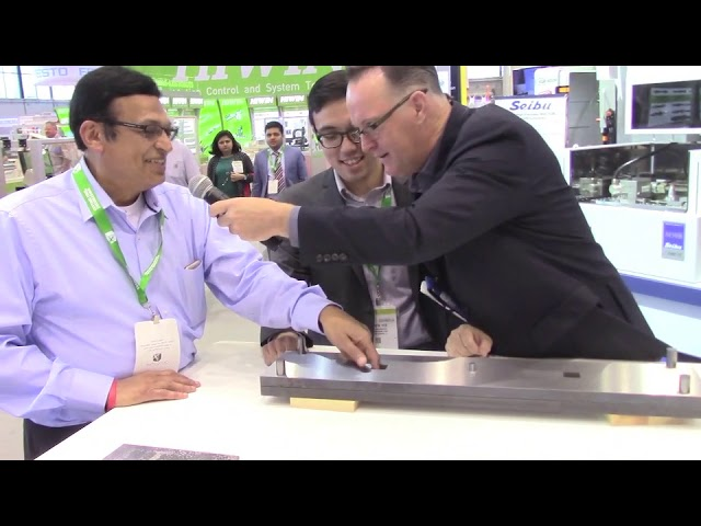 IMTS2018 Master Seibu Demo Video