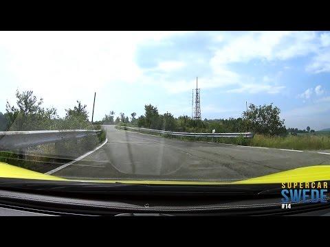 Supercar Swede #14 | INSANE test drive in a Ferrari 458 Italia