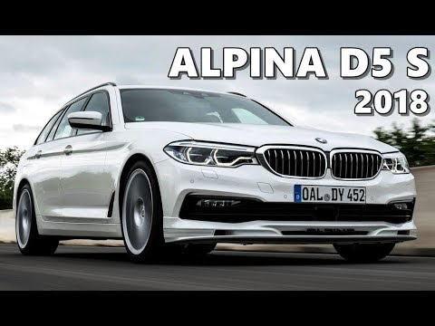 2018 ALPINA D5 S (Based on BMW 5 Series) - YouTube
