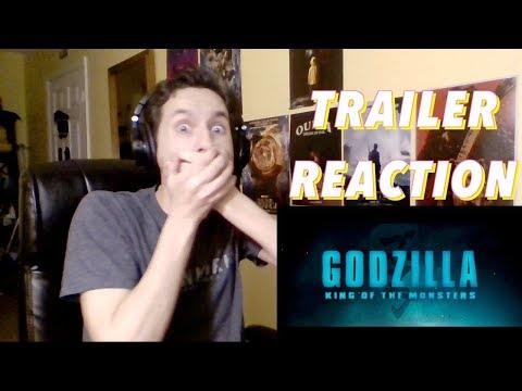 Godzilla: King of the Monsters - Trailer Reaction