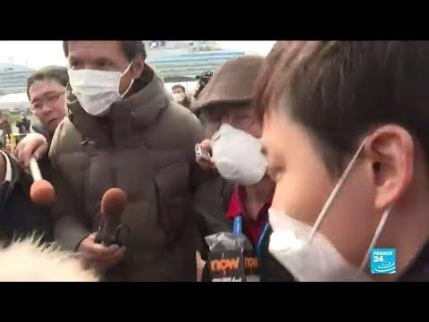 Diamond Princess: le Japon devient le second foyer de contamination du coronavirus