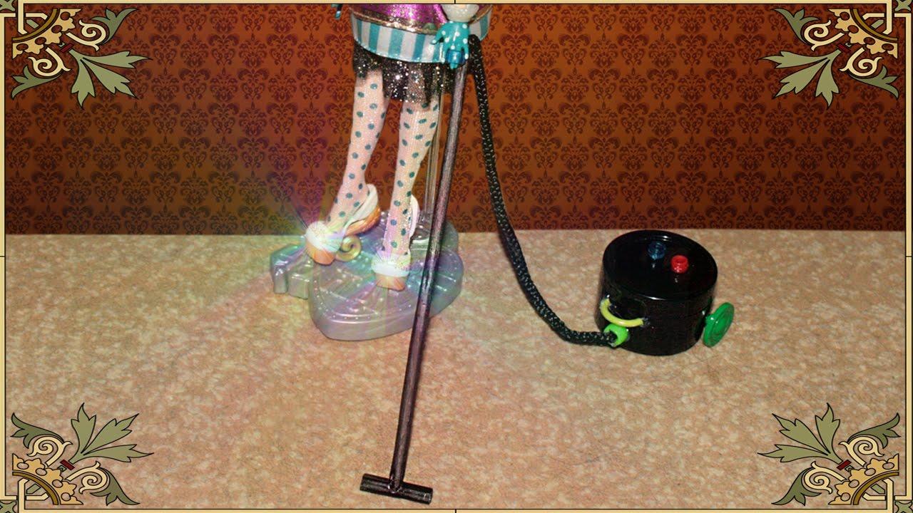 Как сделать мебель для кукол своими