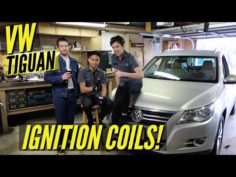 2011 VW Tiguan Misfire | P0303 | Ignition Coils | Spark Plugs!