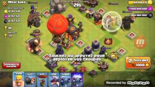 Serveur Privé-Clash of clans-Darkcraft667