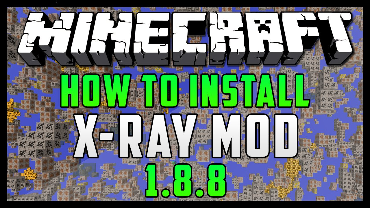 how to download xray minecraft 1