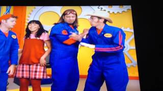Imagination movers naptime and jump up