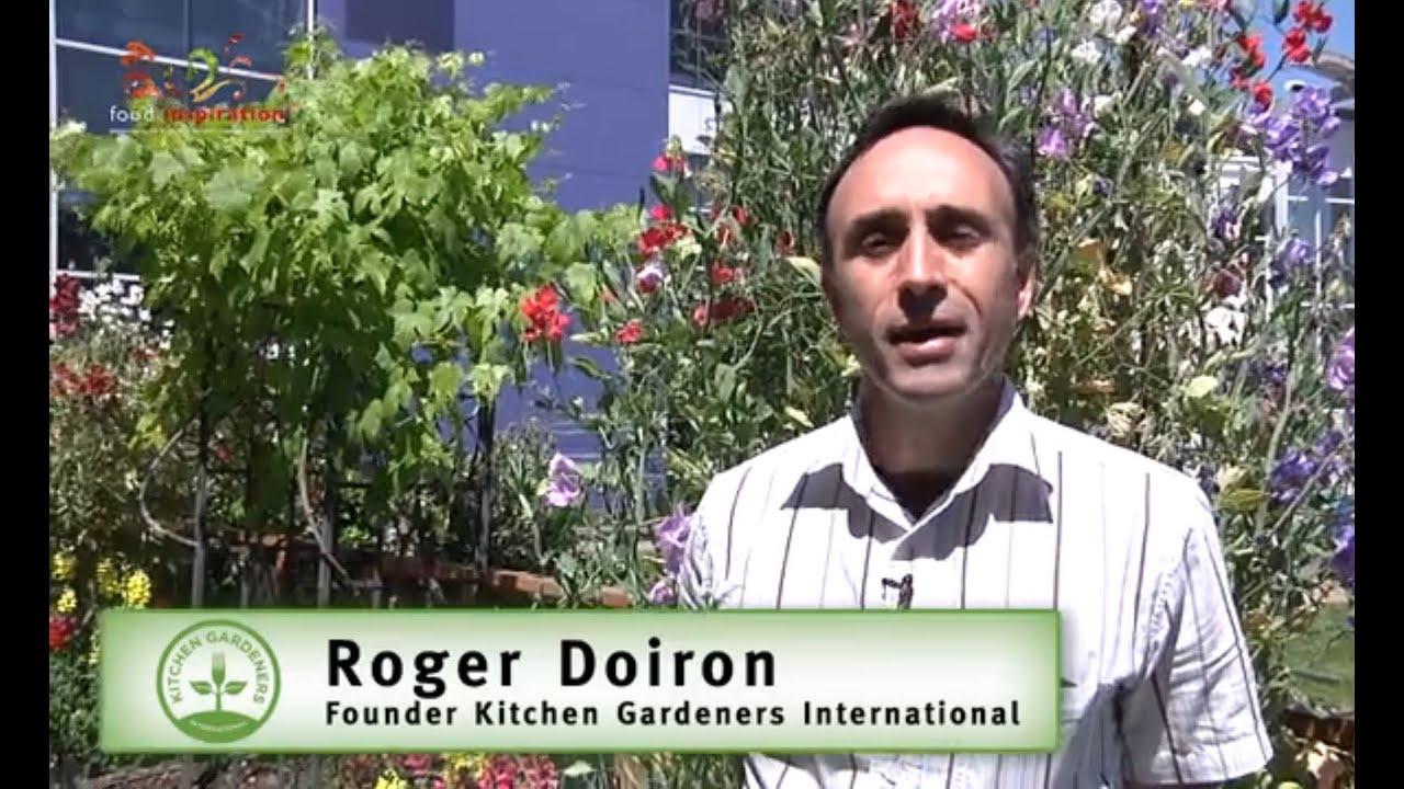 Kitchen Gardeners International Food Inspiration Magazine Interviews Kgi Founder Roger Doiron