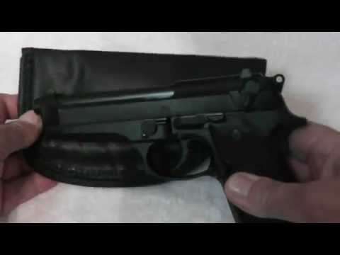 Remora Holsters - Re-Sizing Your Holster