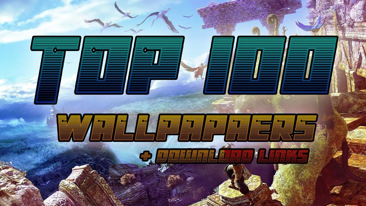 Top 100 Wallpapers For Wallpaper Engine 2019 Youtube